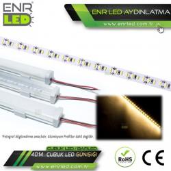144 LEDLİ 4014 ÇUBUK LED - BAR LED GÜNIŞIĞI 12V