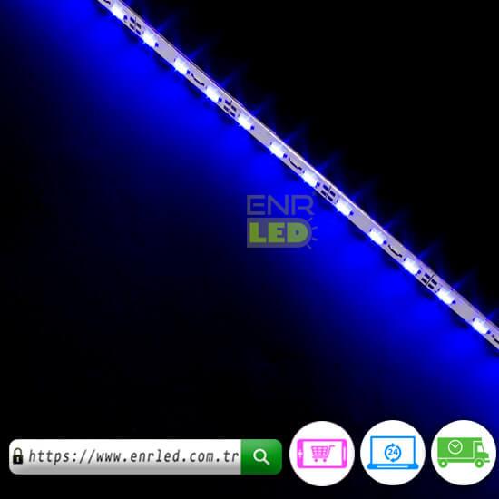 5630 MAVİ ÇUBUK LED - BAR LED 12V 72 LEDLİ