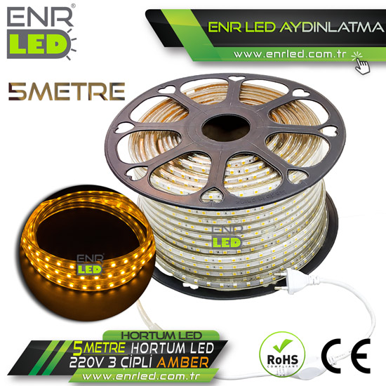 220V ŞERİT LED