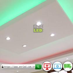 3W LED PANEL SPOT - BEYAZ GÜNIŞIĞI