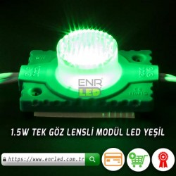 LENSLİ MODÜL LED