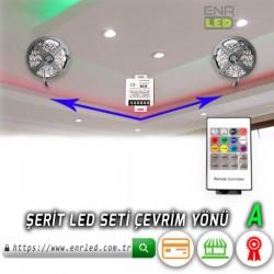 10M RGB ŞERİT LED SETİ - ENR LED KALİTESİYLE