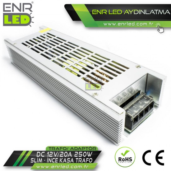 slim led trafosu
