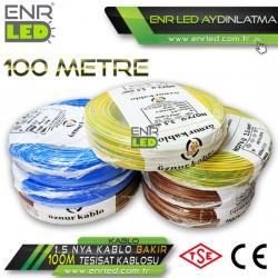 NYA KABLO 1.5 - 100 METRE - H07V-U