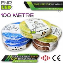 NYA KABLO 2.5 - 100 METRE - H07V-U